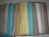 Sell linen series fabrics
