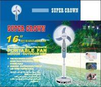 manufacturer rechargeable fan