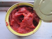 Sell canned tomato paste