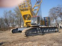Sell crawler crane LIEBHERR LR1280