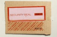 Sell Serial Number Security Tapes