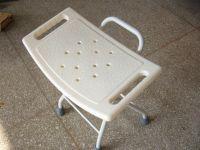 folding shower chair/shower bench