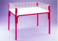 sales container/sales table/cart for basket/shopping trolley/auto part
