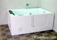 Sell walk-in bathtub with door
