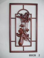 woodcarving hanging piece