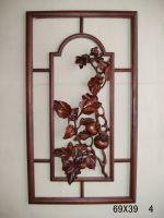 woodcarving hanging piece 3