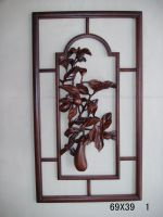 woodcarving hanging piece 4