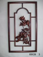woodcarving hanging piece 2