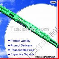 colored windshield wiper