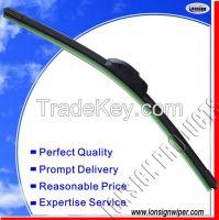 2014 Hot silicone wiper blades