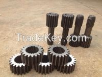 Pinion and Gear Shaft