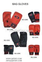 Punching Bag Gloves/Bag Mitts/ Leather Bag Gloves