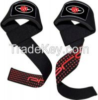 padded weight lifting Straps, Gym Flex Grip lifting Straps