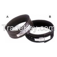 Powerlifting Belts with Lever Buckle