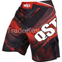 Printed MMA Fight Shorts