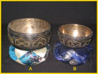Wholeseller of tibetan singing bowls