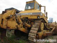 Sell Used Bulldozers Caterpillar D8R