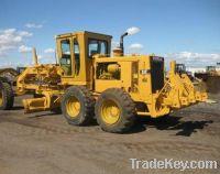 Sell Used Motor Grader Caterpillar 140G