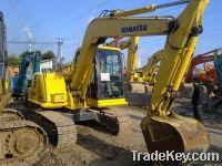 Sell Used Excavators Komatsu PC60
