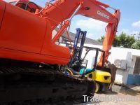 Sell Used Excavators Deawoo DH220
