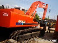 Sell Used Excavators Hitachi EX200-1