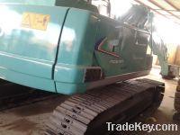 Sell Used Excavators Kobelco SK120