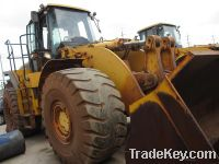 Sell USED LOADERS CAT980G