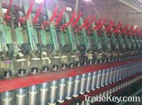 Sell used jute yarn textile machine, mackie spinning frames