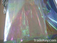 PET rainow film
