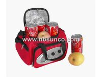 Cooler Bags with Radio