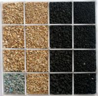 recycled rubber granule