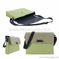 Hot sale fashion stitching washable kraft paper clutch bag