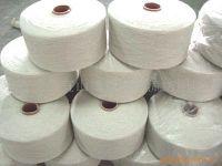 sell cvc yarn(natural white yarn, ecru color yarn)