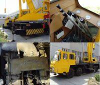 Sell crane, used crane, truck crane, TADANO 65 ton(TG-650E)
