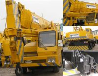 Sell TG650E used truck crane, TADANO crane, used mobile crane
