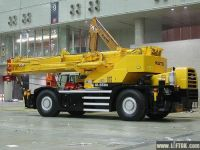 Sell Low-cost KATO NK-550-VR 55 tons second-hand crane