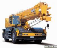 KATO NK-550-VR 55 Tons Used Mobile Crane