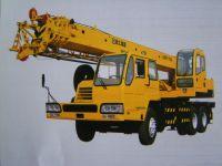 Sell XCMG QY16D new truck crane, terrain crane