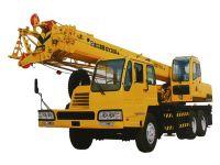 Sell QY20B XCMG new engine crane, roof crane, crane machine