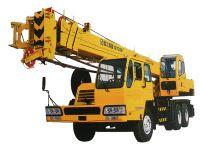 Sell XCMG QY25E new lifting machine, crane, chain block, engine crane