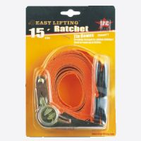 Sell ratchet tie down, ratchet tie down strap, cargo lashing