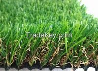 PU backing artificial grass for gardening decoration