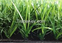 4-color small U shaped landscaping artificial grass -J