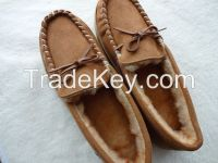 Loafers in men's casual shoes, keep you warm