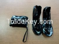 Women's foldable casual shoes