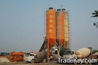 Sell HLS60 concrete batching plant