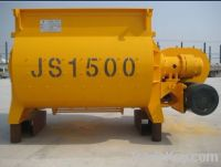Sell JS1500 concrete mixer