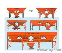 Sell concrete batching machine PL1600