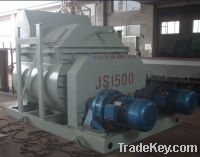 Sell JS1500 portable concrete mixer