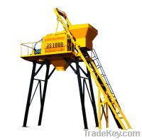 Sell JS1000 mini concrete mixer